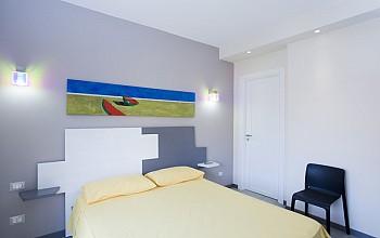 Le camere del nostro bed and breakfast a Falcone - Sicilia